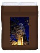 Night Tower Duvet Cover