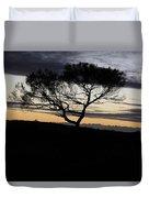 Night Tree Duvet Cover