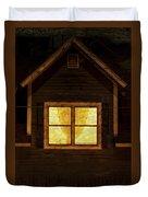 Night Window Duvet Cover