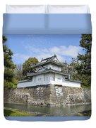 Nijo Castle Duvet Cover