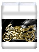 Ninja Motorcycle Collection Duvet Cover