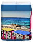 Nippers View Duvet Cover