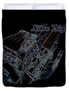 Nitro Digger 4 Duvet Cover