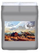 Niwot Colorado 3 Duvet Cover