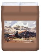 Niwot Colorado Duvet Cover