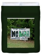 No Bama Duvet Cover