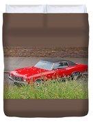 No Hiding Place - Monte Carlo Ss 1970 Duvet Cover