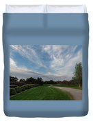 Pathway To The Sky Duvet Cover