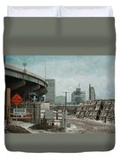 No Northerly Exit Duvet Cover