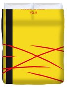 No049 My Kill Bill-part2 Minimal Movie Poster Duvet Cover
