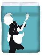 No065 My Acdc Minimal Music Poster Duvet Cover