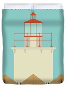 No760 My Moonrise Kingdom Minimal Movie Poster Duvet Cover