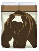 No824 My The Great Outdoors Minimal Movie Poster Duvet Cover