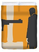 No854 My Payback Minimal Movie Poster Duvet Cover