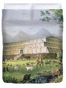 Noahs Ark Duvet Cover
