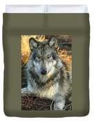 Noble Lupine Duvet Cover
