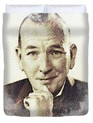 Noel Coward Duvet Cover