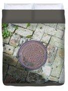 Nola Watermeter Duvet Cover
