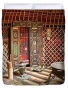 Nomad Yurt Duvet Cover