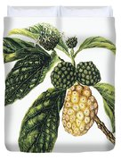 Noni Fruit Duvet Cover