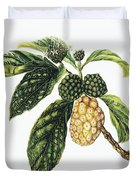 Noni Fruit Duvet Cover