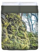 Nooks And Crannies Duvet Cover