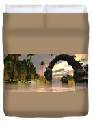 Nor Valley Duvet Cover