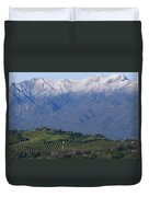Nordhoff Ridge Duvet Cover
