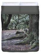 Norfolk Trees Duvet Cover