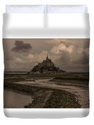 Normandy Clouds Duvet Cover