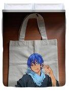 Norogami/yato Canvas Bag Duvet Cover