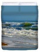 North Atlantic Splendor Duvet Cover