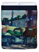 North Beach Duvet Cover