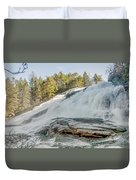North Carolina - Dupont State Forest - Waterfall Collection Duvet Cover