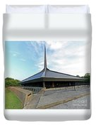 North Christian Church, Columbus, Indiana Duvet Cover