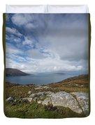 North Harris Views Duvet Cover