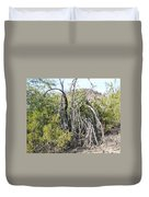 North Mountain7 Duvet Cover