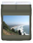 North Oregon Coast Photograph Duvet Cover