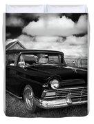 North Rustico Vintage Car Prince Edward Island Duvet Cover