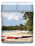 North Shore, Haleiwa Duvet Cover