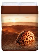 North Shore Seashell Duvet Cover