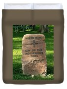 North Wind Duvet Cover