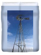 North Windmill Duvet Cover