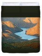 Northern Arizona Lake Mead Duvet Cover