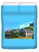 Northern California Cottage Duvet Cover