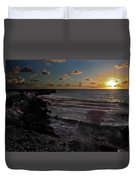 Northern Dawn Duvet Cover