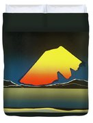 Northern Light. Duvet Cover
