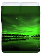 Northern Lights 3 Duvet Cover