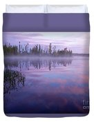 Northern Morning Beauty Duvet Cover