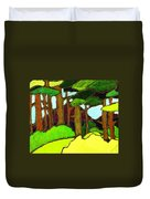 Northern Pathway Duvet Cover